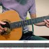Wham【Last Christmas】前奏吉他教學