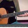 龍貓插曲【風的通道】前奏吉他教學