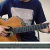林俊傑【愛笑的眼睛】主歌吉他彈唱教學
